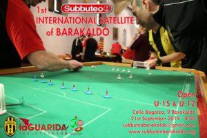 Satellite Barakaldo 2010
