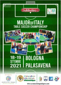 Major Bologna subbuteo 2021